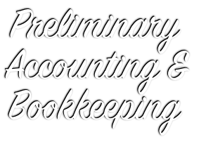 Preliminary Accounting & Bookkeeping logo